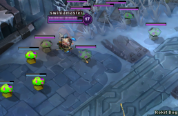 catch the teemo
